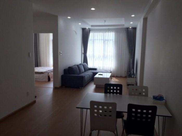 Bán căn hộ hoàng anh thanh bình, 73 m2, full nội thất, giá 2,450 tỷ.