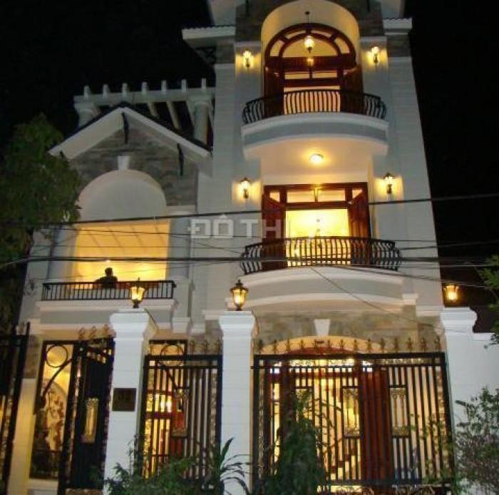 Bán nhà như biệt thự Đường Phan Kế Bính , Phường Đakao Q1.Dt 5.5x12 xây trệt 3 lầu.Giá 12.7 tỷ