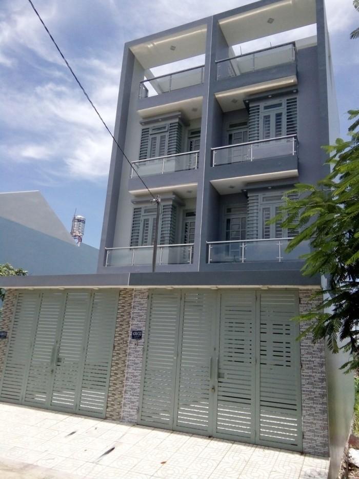 Bán nhà riêng, đường Thới An 28, P. Thới An, Q12, Sổ hồng riêng (4m x 20m)