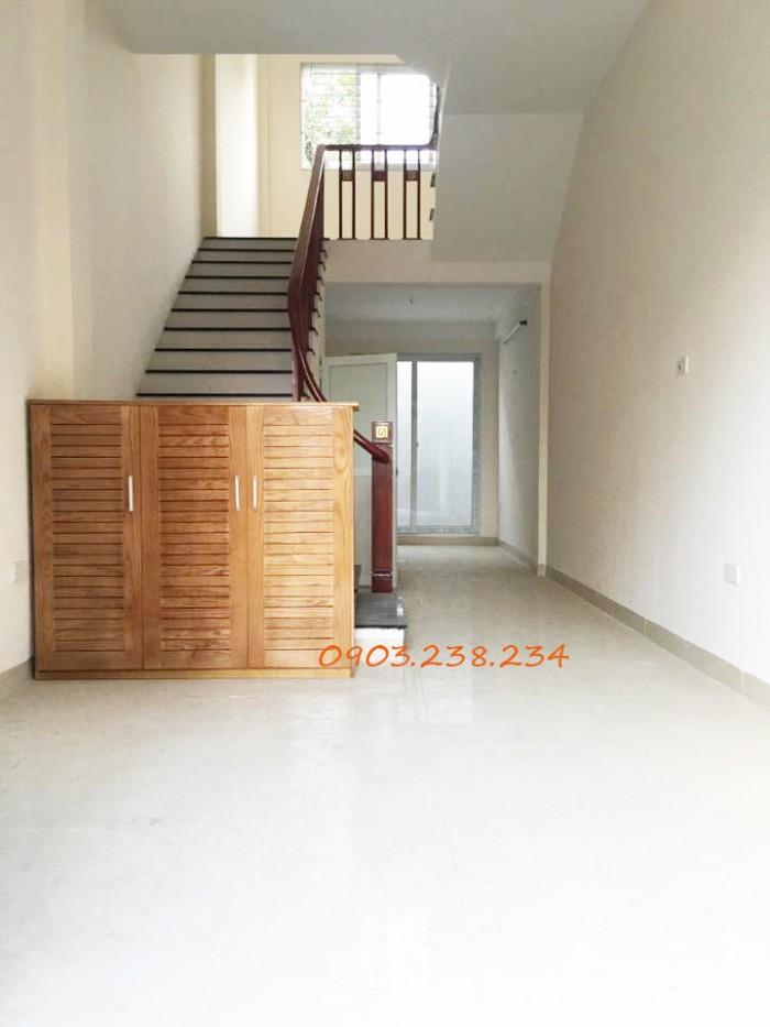Bán nhà Mậu Lương 36m 4 tầng thiết kế đẹp, giá 1,62 tỷ