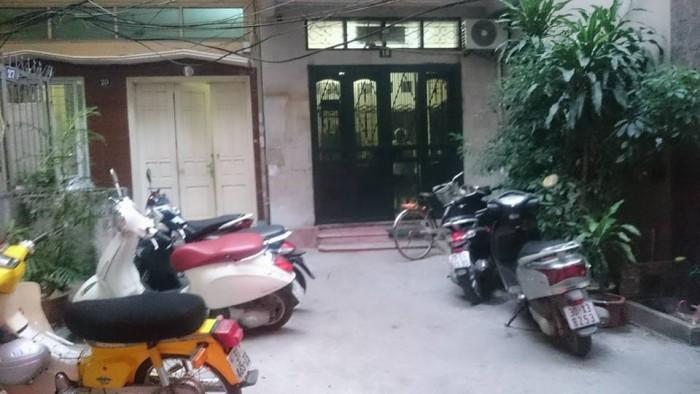 (Hiếm) Nhà phố café Triệu Việt Vương 30m2 chỉ 4,95 tỷ TL