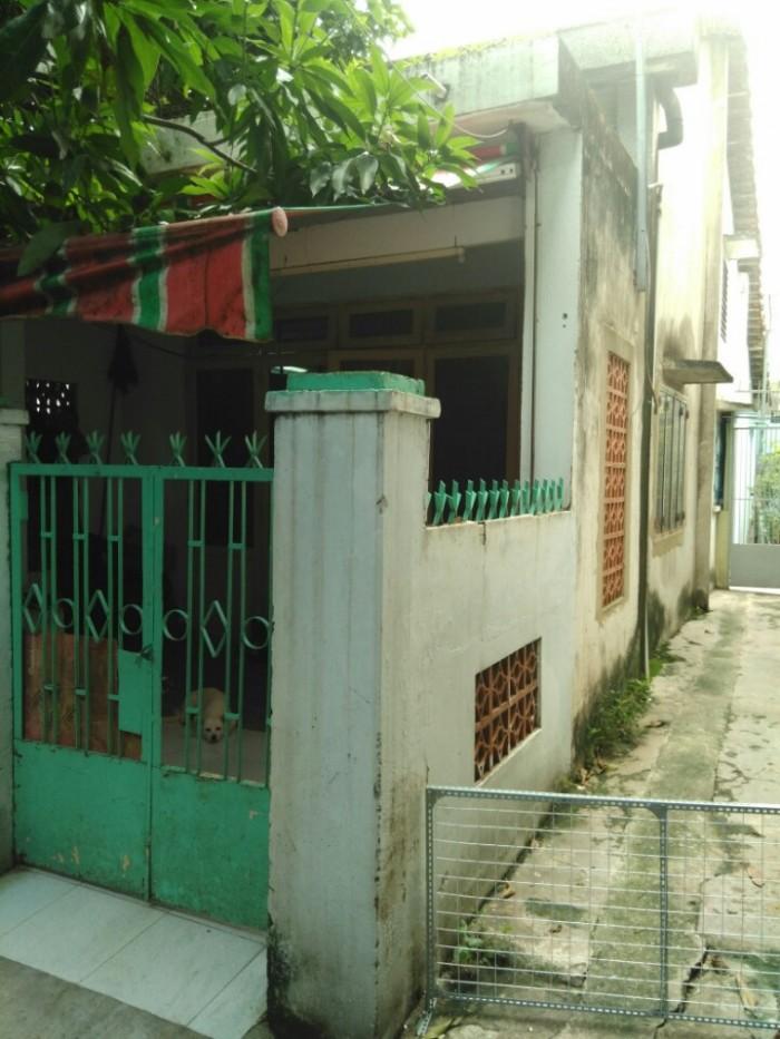 Nhà 3 MT hẻm 306/2 Thống Nhất, Phường 16, Gò Vấp, Hẻm 3,5m, 4,5x16,5m, Cấp 4 Lửng, Tây Nam