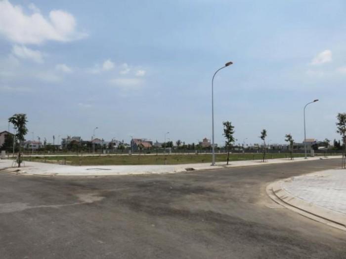 Bán lô đất nền dự án,giá ưu đãi 100tr/lô,SHR,cơ sở hạ tầng hoàn thiện