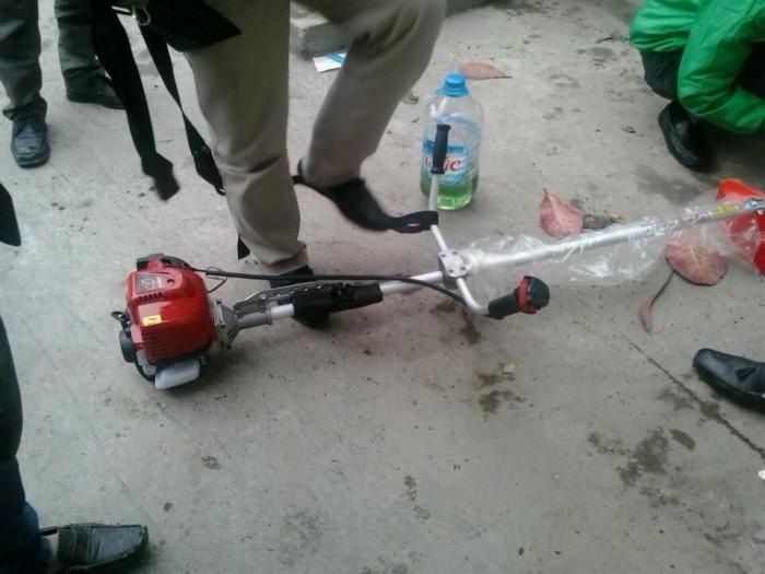 Máy Cắt Cỏ,máy cắt lúa Goodluck GL 2601