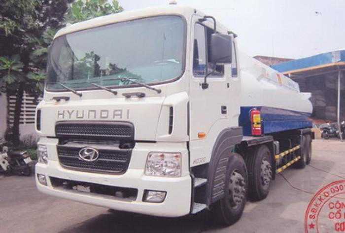 Bồn Xăng Hyundai 21 khối