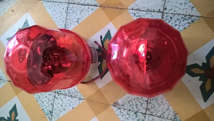 Đèn quay công trường 220V
