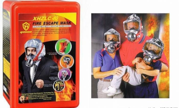 Mua mặt nạ chống khói độc ở đâu Hà Nội
