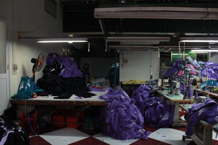 Xưởng May Gia Công Trang Trân – 0989.691.693 – Làm việc và sản xuất theo quy trình, 2