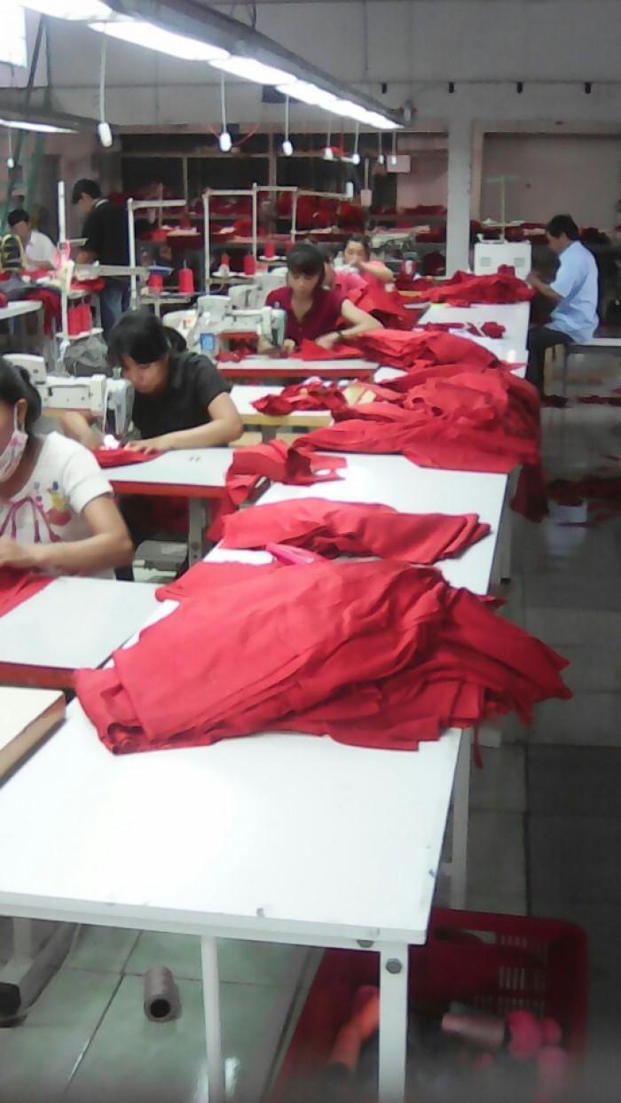 Xưởng May Gia Công Trang Trân – 0989.691.693 – Làm việc và sản xuất theo quy trình, 4