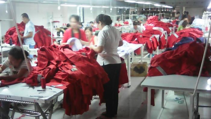 Xưởng May Gia Công Trang Trân – 0989.691.693 – Làm việc và sản xuất theo quy trình, 5