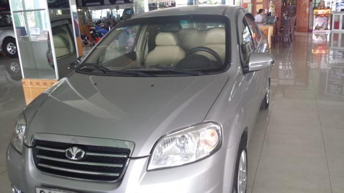 Daewoo Gentra sản xuất năm 2009 Số tay (số sàn) Động cơ Xăng