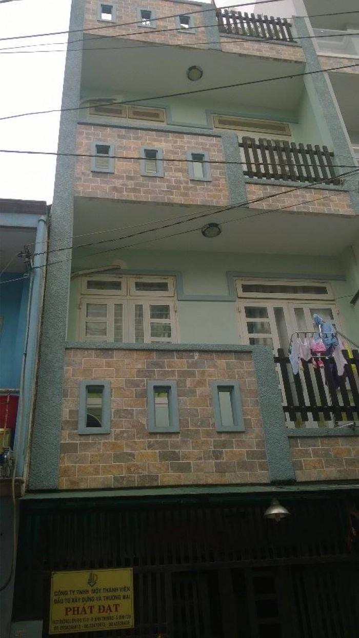 Nhà 1/ đường Phan Anh cách Bốn Xã 200m (4x11) nở hậu 4,13
