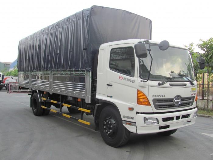 Xe tải hino 8 tấn siêu rẻ siêu khuyên mãi