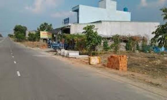 Cần bán lô đất 300m2 ngay chợ, gần trường cấp 2 chỉ 320tr dân cư đông đúc