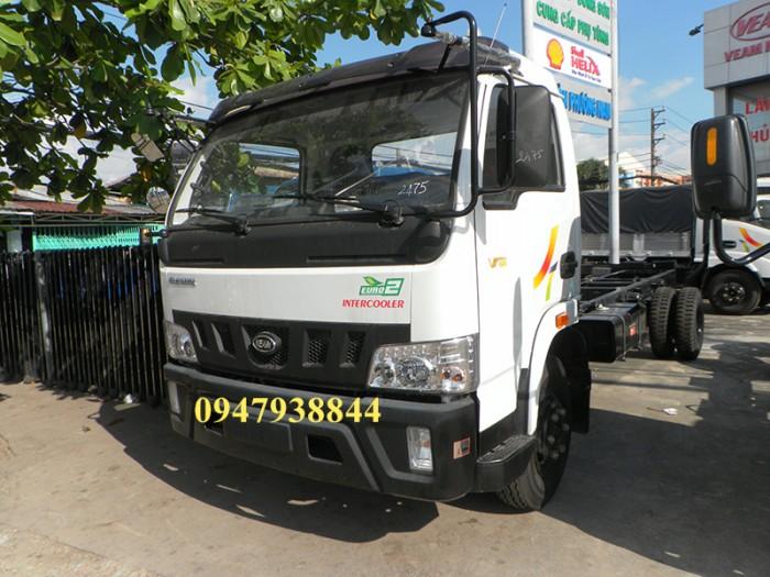 Xe tải 5 tấn động cơ Hyundai giá thấp nhất thị trường