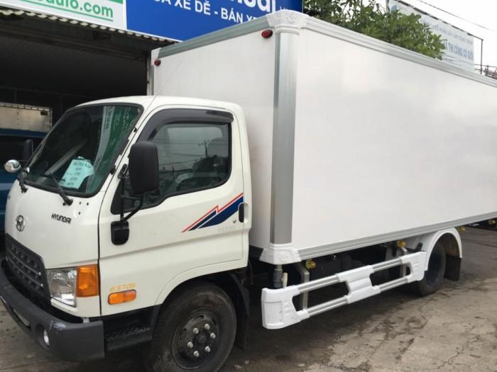 Hyundai hd 99 thùng bảo ôn 2016 xe có sẵn giao ngay 0