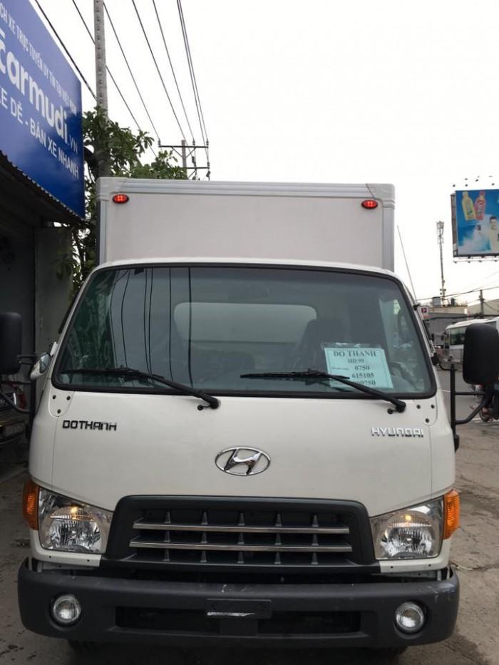 Hyundai hd 99 thùng bảo ôn 2016 xe có sẵn giao ngay 3