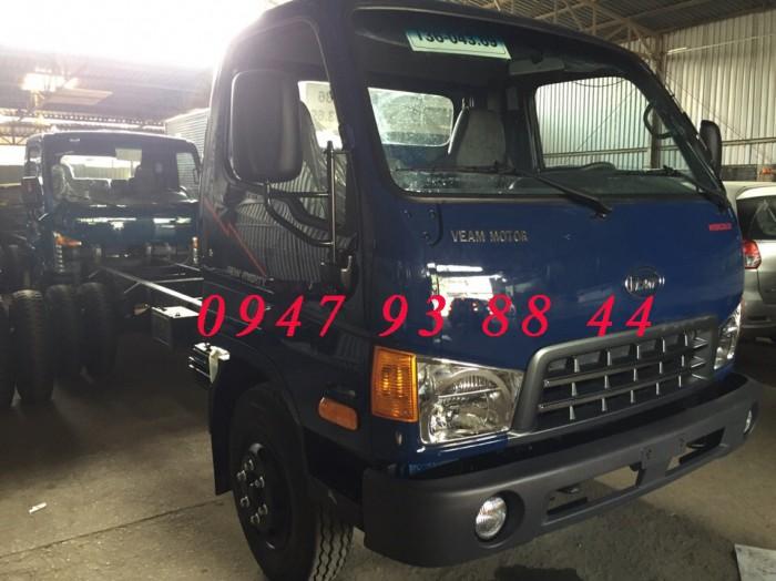 Xe tải Hyundai 8 tấn trả góp lãi suất cực thấp