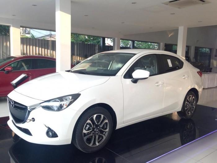 Mazda 2 all new 2018 thanh toán 150 triệu - lăn bánh