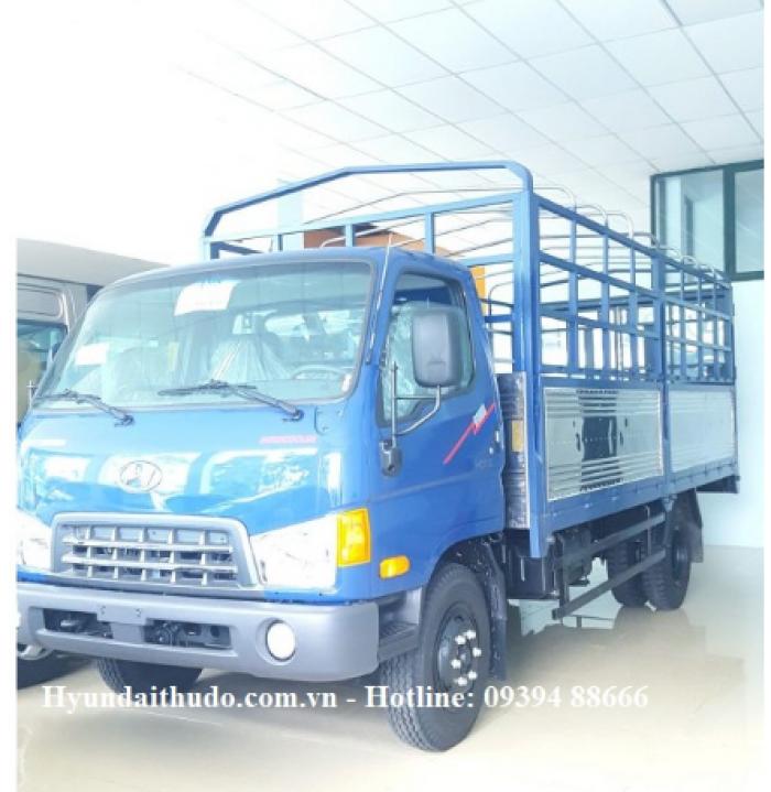 Hyundai HD700