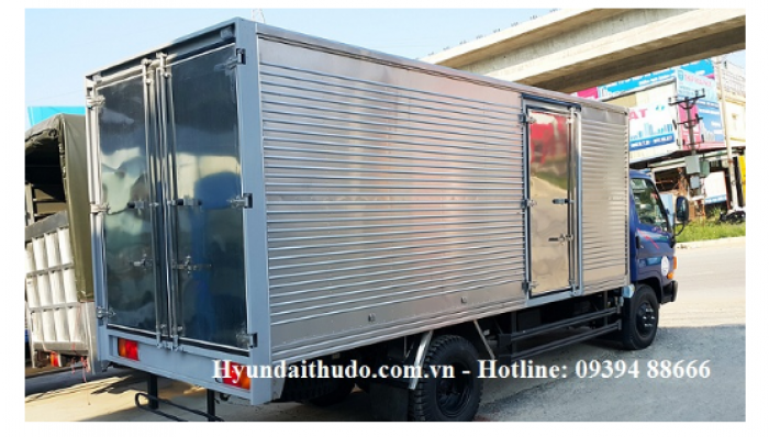 Hyundai HD700 Số tay (số sàn) Xe tải động cơ Dầu diesel