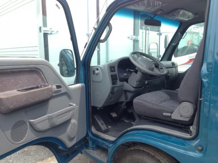 Cần bán gấp xe tải KIA K165 thùng mui bạt giao xe nhanh