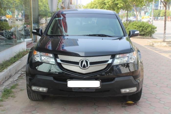 Acura MDX 2007 màu đen