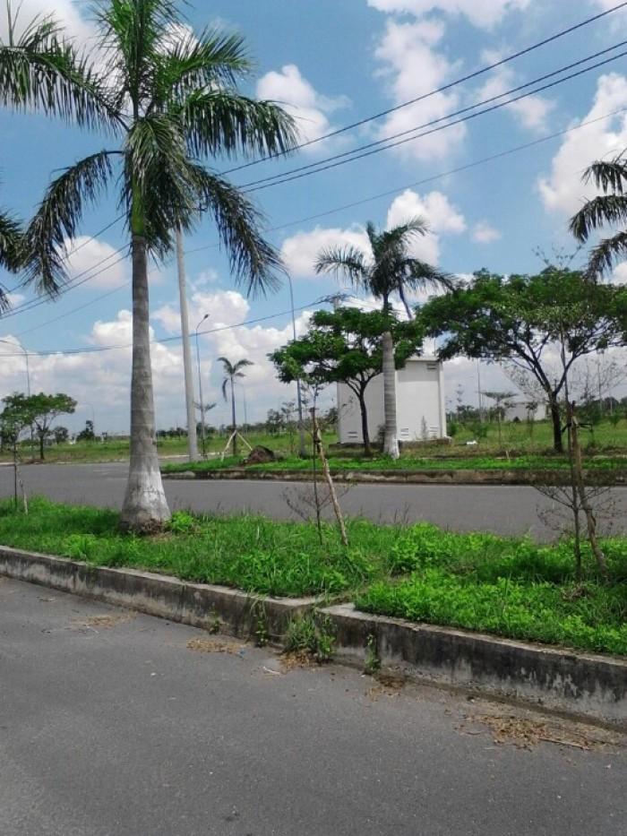 Đất mặt tiền đường 120m, chỉ 4tr/m2, gần khu dân cư hiện hữu thích hợp ở hoặc đầu tư