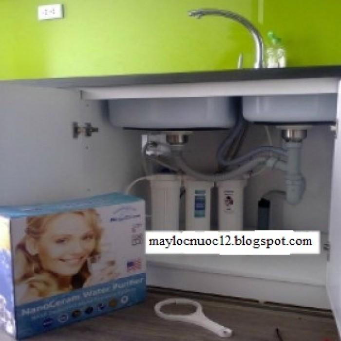 Hệ thống lọc nước uống trực tiếp, không điện, không chất thải tp.hcm.