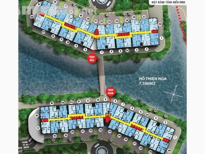 Bán căn hộ chung cư quận 7, giá 1.6 tỷ/căn