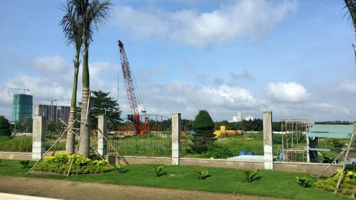 Bán đất nền quận 7, liền kề Phú Mỹ Hưng, 27tr/m2, đất thổ cư 100%