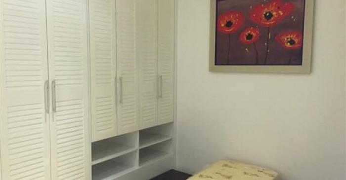 Bán gấp căn hộ Mandarin Garden 130m2, 3PN, sửa đẹp, full đồ, giá 49tr/m2.