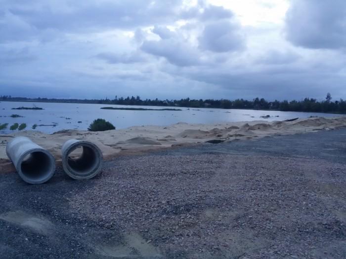 Tuần lễ vàng: ưu đãi 25-50tr/lô 125m2, Khu đô thị sinh thái ven sông cổ cò, biển Hà My Nam đà nẵng-hội an.