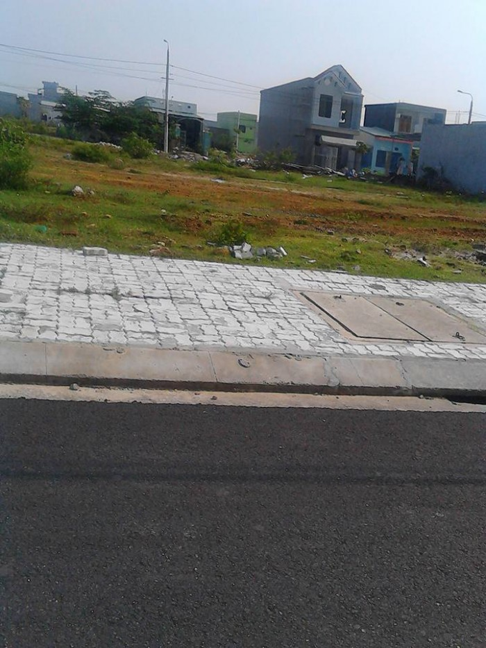 Lô đất Đường số 5 khu dân cư Hòa Khánh Giá  cực Rẽ