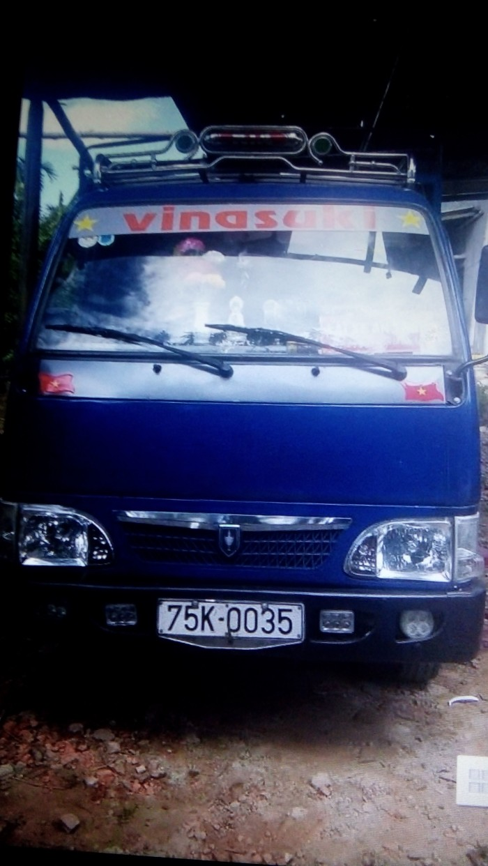 Xe tải vinaxuki 2t sx2007