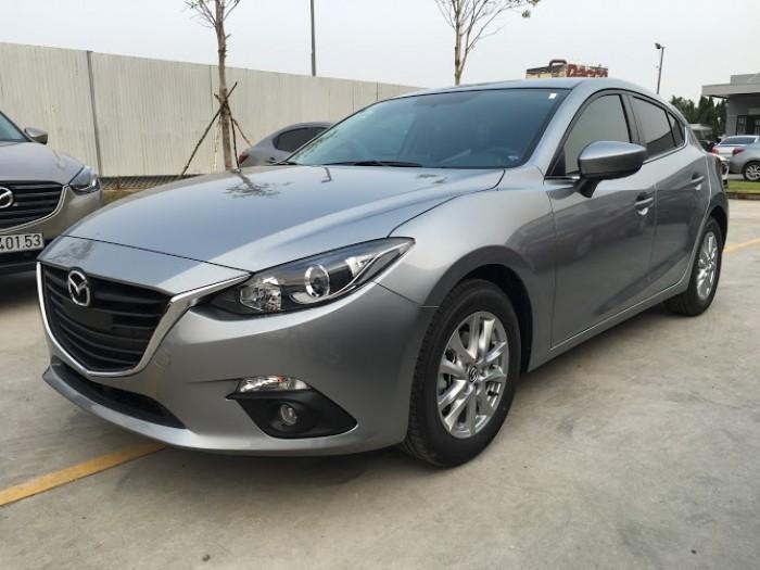 Bán xe oto Mazda 3 hatchback, giá ưu đãi nhất