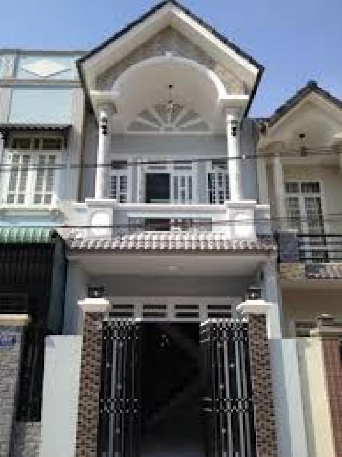 Bán Nhà đường TT Tân Hiệp, Trung tâm Huyện Hóc Môn