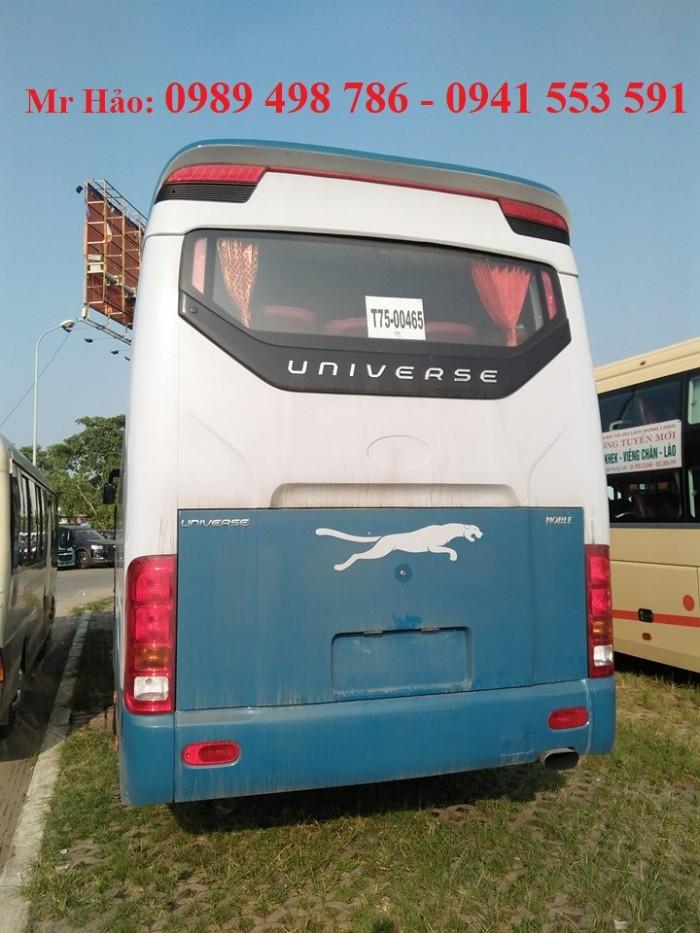 Xe khách giường nằm Universe Vina Home , máy điện 380ps