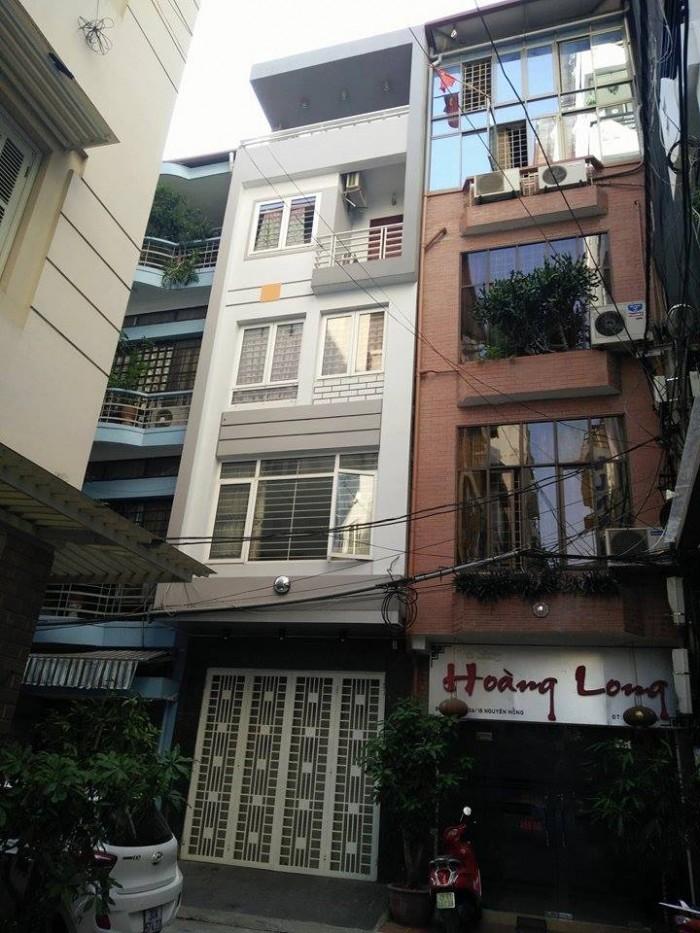 Mặt phố Thanh Xuân quận-kinh doanh vip ,60m2x5 tầng,MT 4.5m.