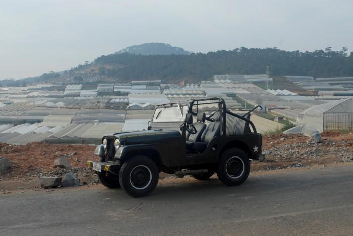Jeep ca pô bầu, máy zin, chính chủ 2