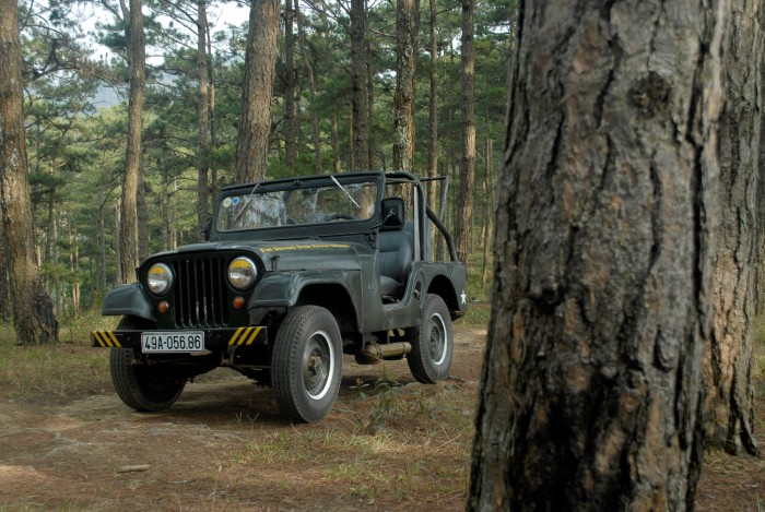 Jeep ca pô bầu, máy zin, chính chủ 4