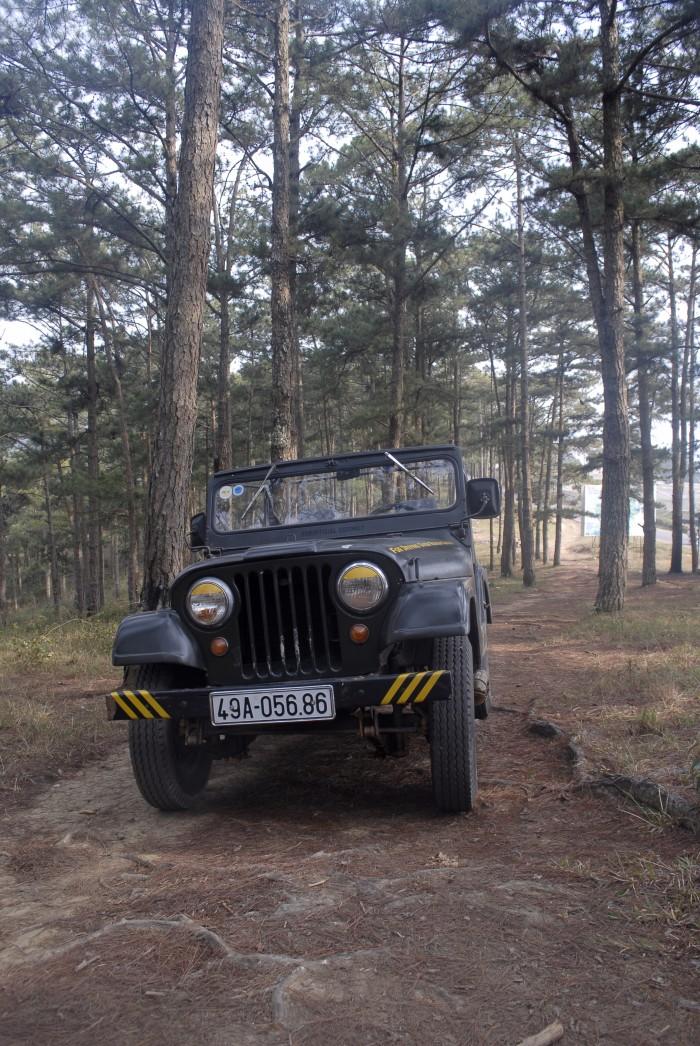 Jeep ca pô bầu, máy zin, chính chủ 5