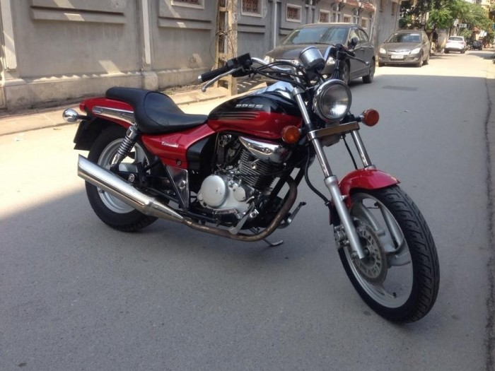 Kawasaki boss 175 nhập khẩu thailand 2008
