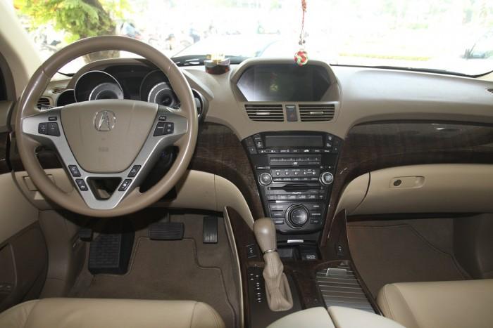 Acura MDX sản xuất năm 2009 Số tự động Động cơ Xăng