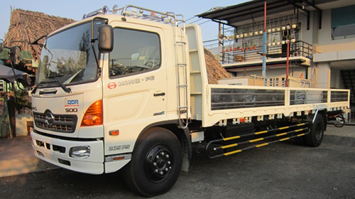 Bán Hino tải FL8JTSA 16.4 tấn thùng lửng mới, giao xe Toàn Quốc
