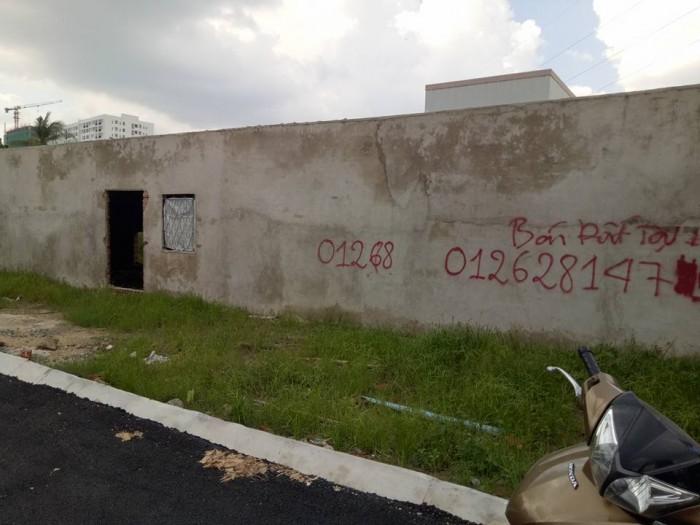 Bán lô đất 67m2 mặt tiền đường 32 gần Phạm Văn Đồng, Linh Đông