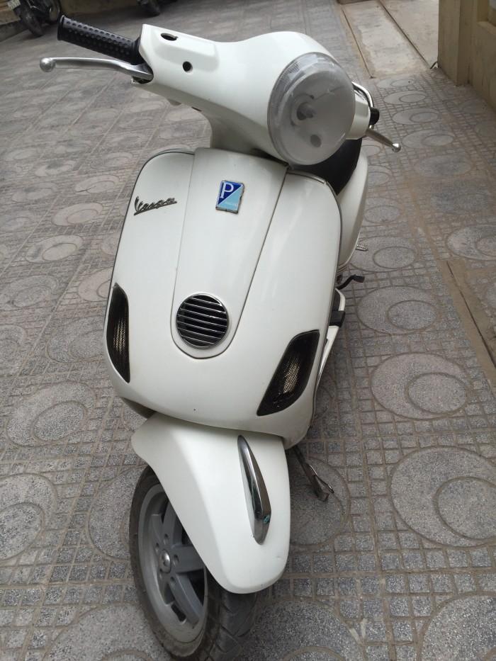Piaggio Vespa sản xuất năm 2010