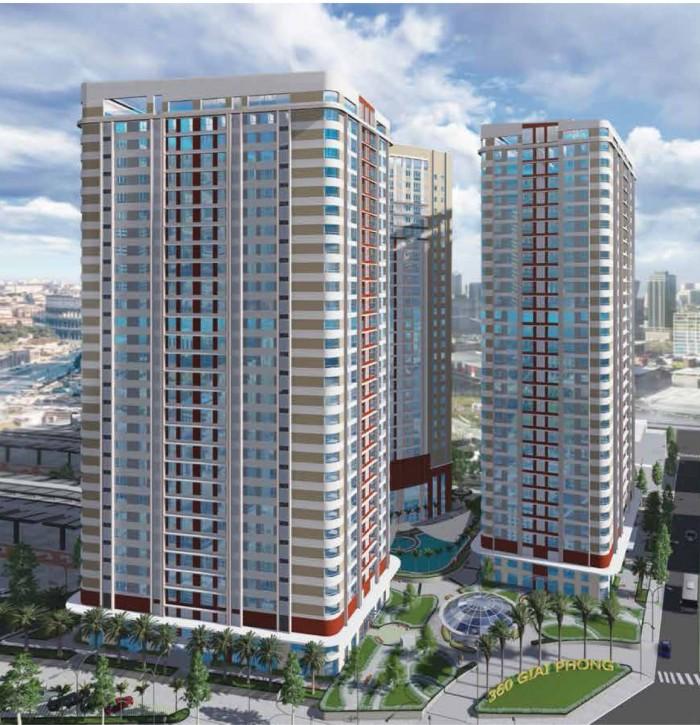 Imperial Plaza 360 Giải Phóng- Một siêu dự án tại vị trí thuận lợi giao thông, thừa hưởng quy hoạch trong 2 năm tới.