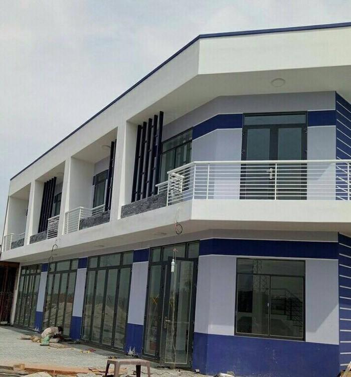 Nhà ở xã hội dự án mới nhà trệt lầu chỉ 189tr.