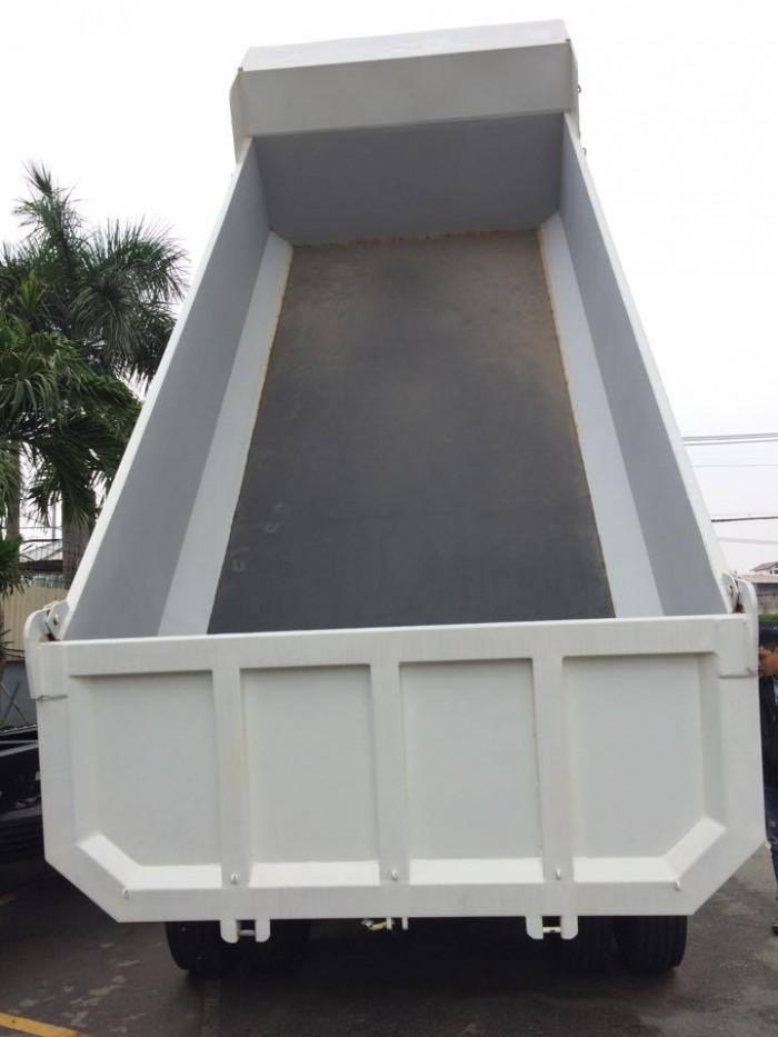 Xe tải ben Hino FG8JJSB , 8 tấn (7 khối), 2